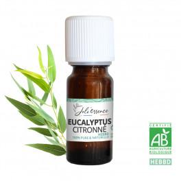 Huile essentielle eucalyptus citron BIO