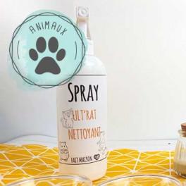Spray Ult'Rat nettoyant