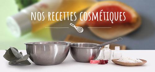 recettes cosmétique maison gratuites