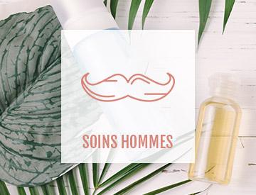 recettes cosmétique pour hommes