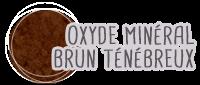 oxyde minéral marron