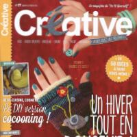 publication joliessence dans le magazine créative