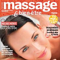 publication joliessence dans le magazine massage et bien être
