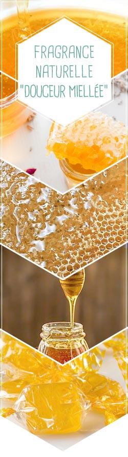 fragrance naturelle pour cosmétique maison