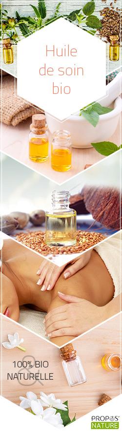 huile de massage neutre bio