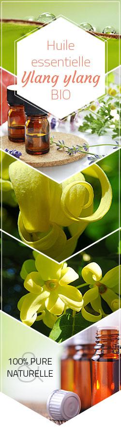huile essentielle ylang bio