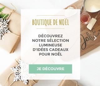 Découvrez notre sélection lumineuse d'idées cadeaux pour Noël